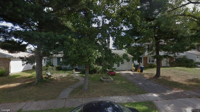 This Google Street View image shows the approximate location of 34 Garrett Lane in Willingboro. The property at this address changed hands in September 2019, when new owner bought the property for $185,000.