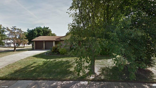 This Google Street View image shows the approximate location of 64 Granby Lane in Willingboro. The property at this address changed hands in October 2019, when new owners bought the property for $150,000.