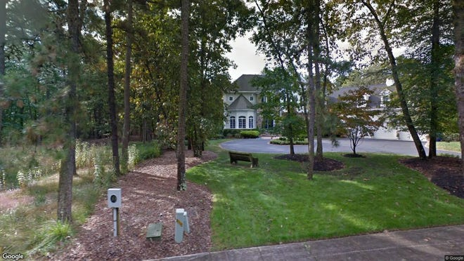 This Google Street View image shows the approximate location of 11 Cliff Swallow Drive in Medford. The property at this address changed hands in November 2019, when new owners bought the property for $985,000.