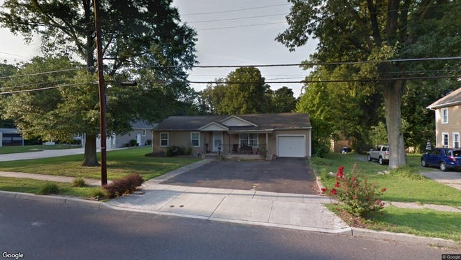 This Google Street View image shows the approximate location of 125 Chews Landing Road in Clementon. The property at this address changed hands in October 2019, when new owner bought the property for $195,000.