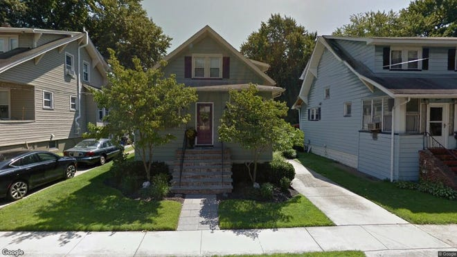 This Google Street View image shows the approximate location of 6 Ogden Ave. in Collingswood. The property at this address changed hands in September 2019, when new owners bought the property for $292,000.