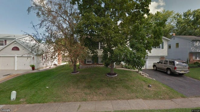 This Google Street View image shows the approximate location of 739 Upton Way in Gloucester Township. The property at this address changed hands in November 2019, when new owner bought the property for $32,500.