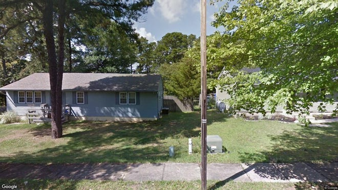 This Google Street View image shows the approximate location of 3 Holly Run Drive in Gloucester Township. The property at this address changed hands in October 2019, when new owner bought the property for $185,000.