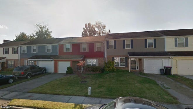 This Google Street View image shows the approximate location of 1708 Williamsburg Place in Gloucester Township. The property at this address changed hands in October 2019, when new owner bought the property for $110,000.