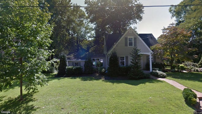 This Google Street View image shows the approximate location of 408 Merion Ave. in Haddonfield. The property at this address changed hands in August 2019, when new owners bought the property for $535,000.