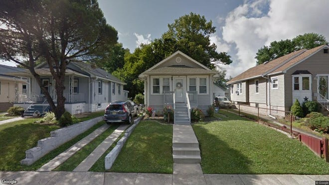 This Google Street View image shows the approximate location of 32 Valley Road in Mount Ephraim. The property at this address changed hands in October 2019, when new owner bought the property for $135,000.