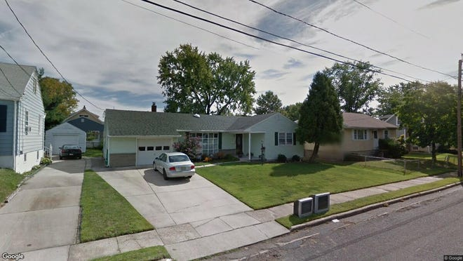 This Google Street View image shows the approximate location of 44 S. Oak Ave. in Mount Ephraim. The property at this address changed hands in October 2019, when new owners bought the property for $184,000.