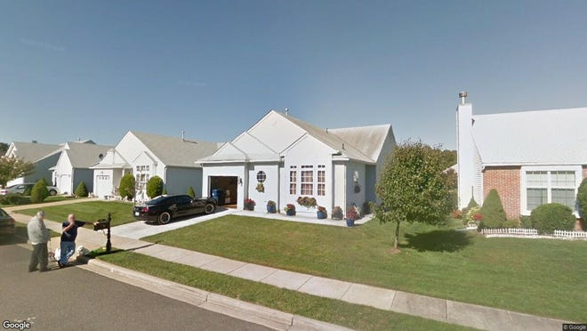 This Google Street View image shows the approximate location of 535 St. Kitts Drive in Monroe. The property at this address changed hands in November 2019, when new owners bought the property for $170,000.