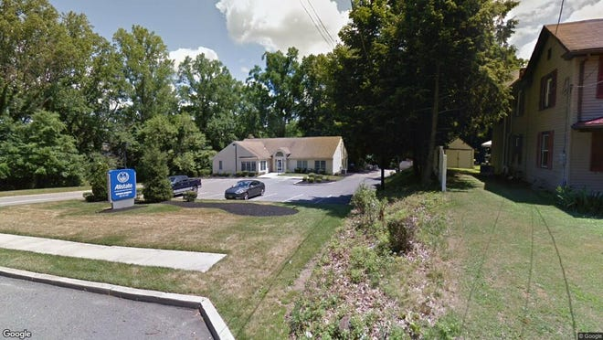 This Google Street View image shows the approximate location of 1575 Almonesson Road in Deptford. The property at this address changed hands in November 2019, when new owner bought the property for $619,500.