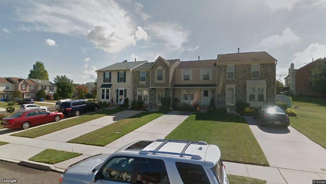 This Google Street View image shows the approximate location of 82 Stoneshire Drive in Glassboro. The property at this address changed hands in December 2019, when new owner bought the property for $149,500.
