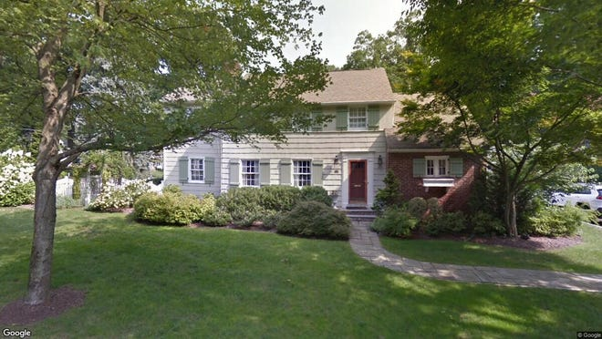 This Google Street View image shows the approximate location of 20 Meadowbrook Road in Chatham Borough. The property at this address changed hands in November 2019, when new owners bought the property for $857,500.