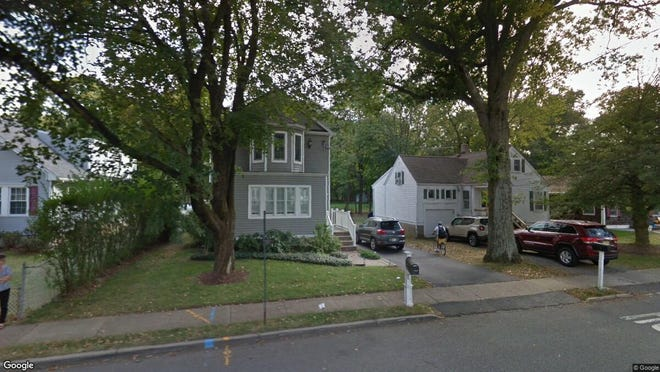This Google Street View image shows the approximate location of 21 Malapardis Road in Morris Plains. The property at this address changed hands in December 2019, when new owners bought the property for $522,500.
