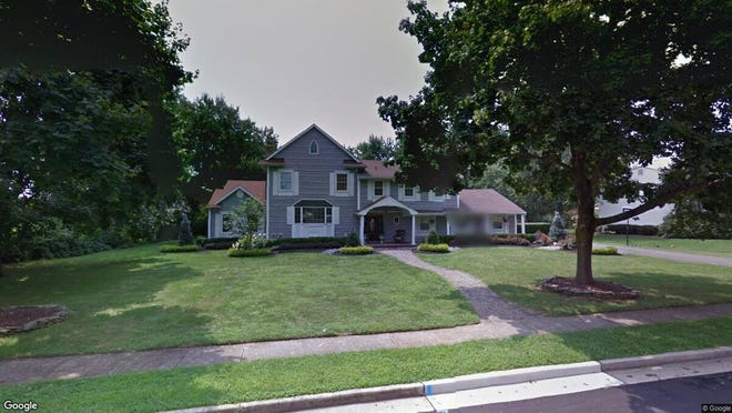 This Google Street View image shows the approximate location of 48 Wellington Road in Freehold Township. The property at this address changed hands in November 2019, when new owner bought the property for $550,000.