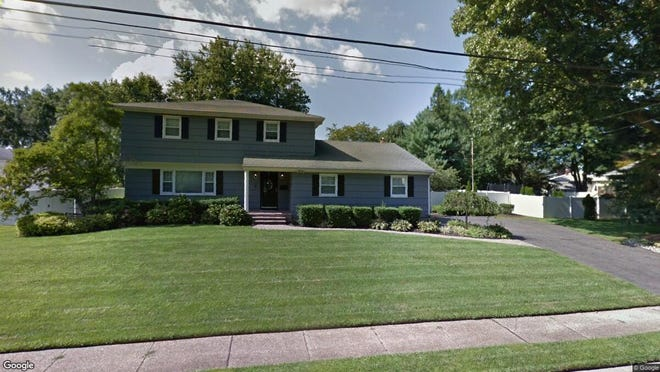 This Google Street View image shows the approximate location of 3 Evergreen Lane in Oceanport. The property at this address changed hands in December 2019, when new owners bought the property for $609,000.