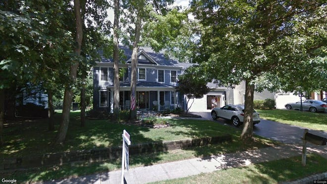 This Google Street View image shows the approximate location of 50 Gentry Drive in Fair Haven. The property at this address changed hands in December 2019, when new owners bought the property for $1,125,000.