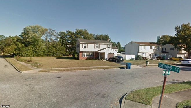 This Google Street View image shows the approximate location of 7 Pine Cone Lane in Howell. The property at this address changed hands in August 2019, when new owners bought the property for $330,000.