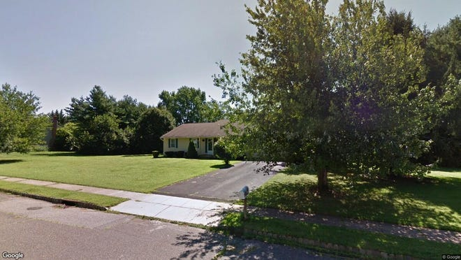 This Google Street View image shows the approximate location of 13 Crow Hill Lane in Howell. The property at this address changed hands in December 2019, when new owners bought the property for $400,000.