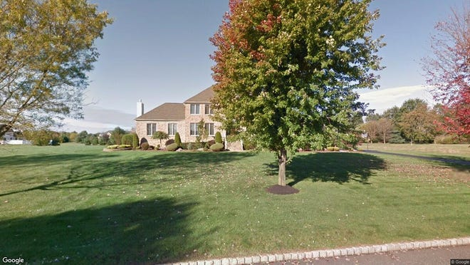 This Google Street View image shows the approximate location of 14 Yearling Path in Colts Neck. The property at this address changed hands in October 2019, when new owner bought the property for $925,000.