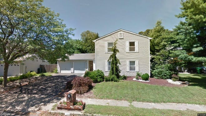 This Google Street View image shows the approximate location of 3 Cape Court in Howell. The property at this address changed hands in December 2019, when new owners bought the property for $340,000.