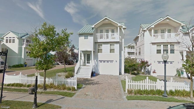 This Google Street View image shows the approximate location of 816 Bay Club Lane W. in Beach Haven. The property at this address changed hands in November 2019, when new owner bought the property for $900,000.