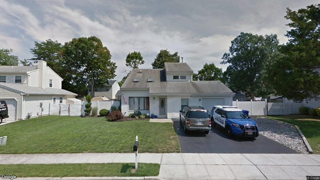This Google Street View image shows the approximate location of 225 Smokerise Lane in Toms River. The property at this address changed hands in November 2019, when new owners bought the property for $327,000.