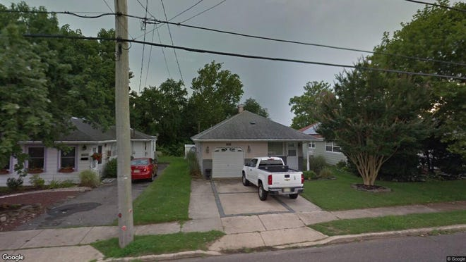 This Google Street View image shows the approximate location of 1941 Yorktowne Blvd. in Toms River. The property at this address changed hands in December 2019, when new owner bought the property for $225,000.