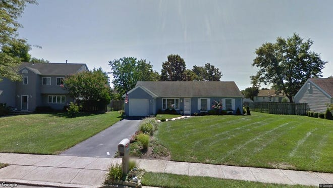 This Google Street View image shows the approximate location of 1079 Cavan Drive in Toms River. The property at this address changed hands in November 2019, when new owner bought the property for $285,000.
