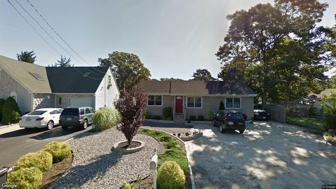 This Google Street View image shows the approximate location of 3 Crowder Drive in Toms River. The property at this address changed hands in October 2019, when new owners bought the property for $240,000.