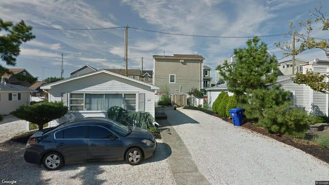 This Google Street View image shows the approximate location of 124 Ocean Bay Blvd. in Toms River. The property at this address changed hands in December 2019, when new owners bought the property for $480,000.