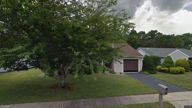 This Google Street View image shows the approximate location of 2013 Brookdale Drive in Lacey. The property at this address changed hands in November 2019, when new owner bought the property for $190,000.