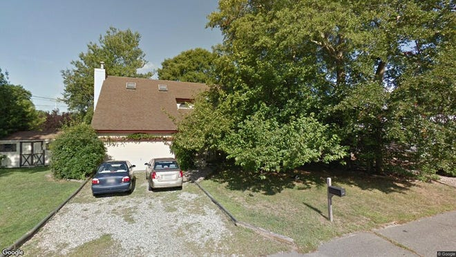 This Google Street View image shows the approximate location of 410 Seward Place in Lacey. The property at this address changed hands in December 2019, when new owners bought the property for $286,500.