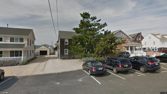 This Google Street View image shows the approximate location of 3 Trenton Ave. in Lavallette. The property at this address changed hands in September 2019, when new owners bought the property for $1,100,000.