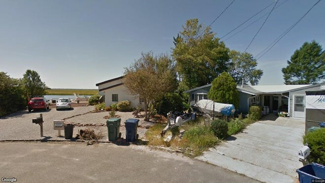 This Google Street View image shows the approximate location of 43 W. Navasink Drive in Little Egg Harbor. The property at this address changed hands in November 2019, when new owners bought the property for $325,000.