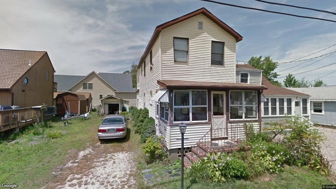 This Google Street View image shows the approximate location of 210 Asbury Ave. in Ocean Gate. The property at this address changed hands in December 2019, when new owner bought the property for $144,300.