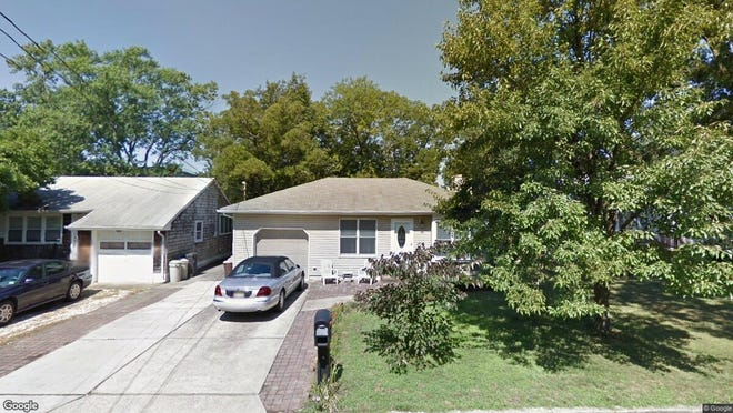 This Google Street View image shows the approximate location of 1223 Curtis Ave. in Point Pleasant. The property at this address changed hands in December 2019, when new owner bought the property for $335,000.