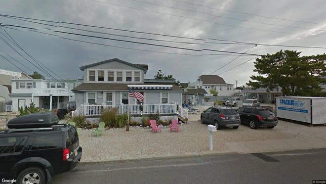 This Google Street View image shows the approximate location of 207 W. 23rd St. C.13 in Ship Bottom. The property at this address changed hands in December 2019, when new owners bought the property for $315,000.