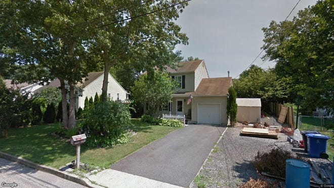 This Google Street View image shows the approximate location of 115 Mizzen Ave. in Stafford. The property at this address changed hands in November 2019, when new owner bought the property for $273,000.