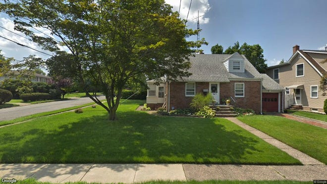 This Google Street View image shows the approximate location of 50 Ray St. in Elmwood Park. The property at this address changed hands in September 2019, when new owners bought the property for $340,000.