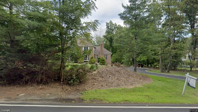 This Google Street View image shows the approximate location of 95 Lake St. in Upper Saddle River. The property at this address changed hands in June 2019, when new owners bought the property for $887,000.