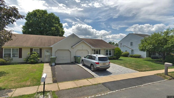 This Google Street View image shows the approximate location of 29 Woodbury Road in Edison. The property at this address changed hands in November 2019, when new owners bought the property for $432,000.