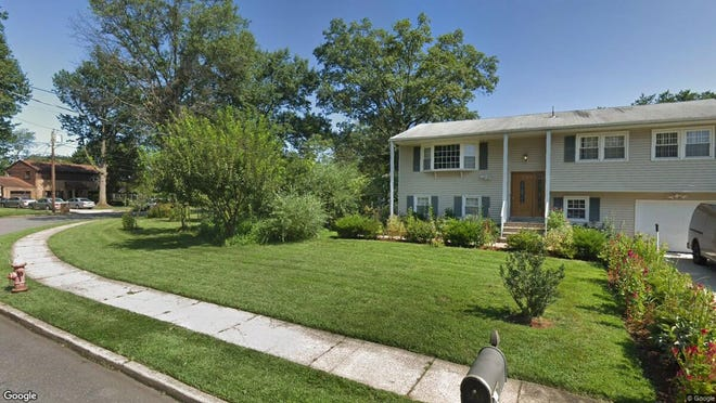 This Google Street View image shows the approximate location of 1433 Noah Road in North Brunswick. The property at this address changed hands in October 2019, when new owners bought the property for $410,000.