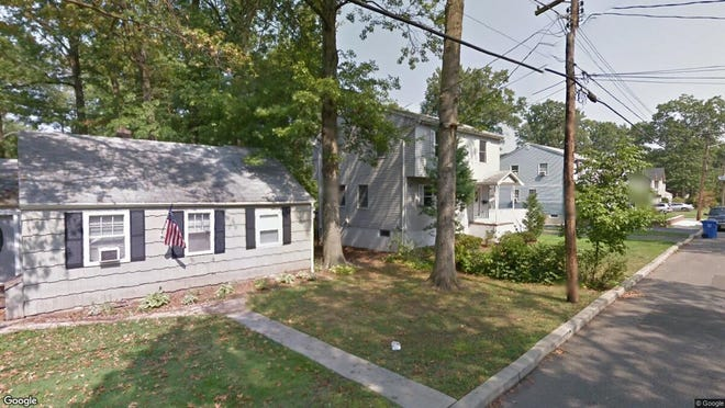 This Google Street View image shows the approximate location of 194 E. Cliff Road in Woodbridge. The property at this address changed hands in December 2019, when new owners bought the property for $368,500.