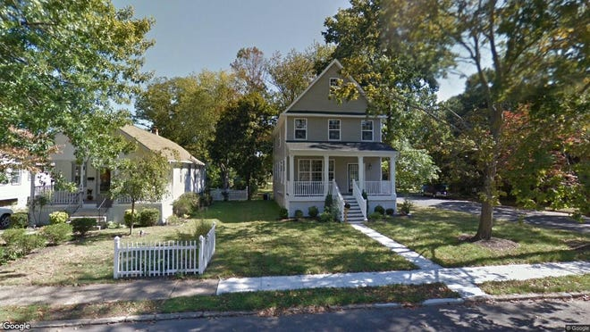 This Google Street View image shows the approximate location of 345 S. Washington Ave. in Moorestown. The property at this address changed hands in December 2019, when new owners bought the property for $510,000.