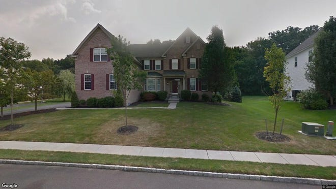 This Google Street View image shows the approximate location of 12 Maple Glenn Road in Mount Laurel. The property at this address changed hands in November 2019, when new owners bought the property for $810,000.