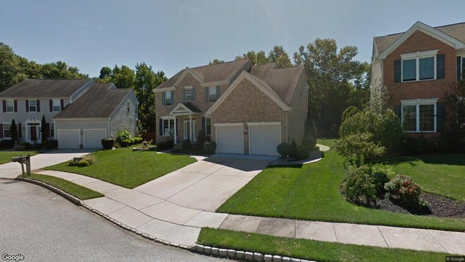This Google Street View image shows the approximate location of 62 Whitford Drive in Burlington. The property at this address changed hands in August 2019, when new owners bought the property for $386,000.