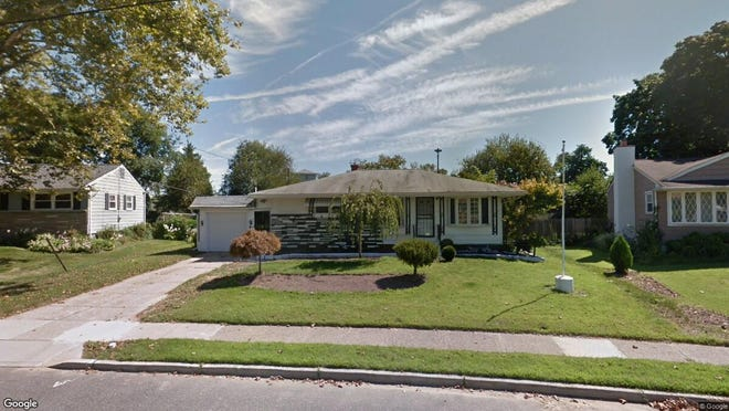This Google Street View image shows the approximate location of 34 Lansdowne Road in Burlington. The property at this address changed hands in December 2019, when new owners bought the property for $225,000.