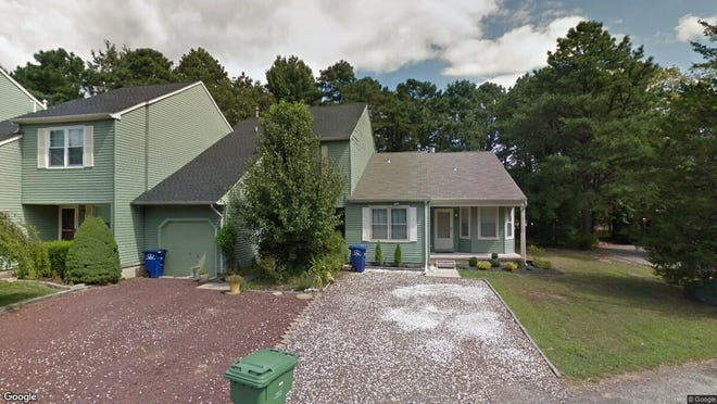This Google Street View image shows the approximate location of 23 Partridge Court in Evesham. The property at this address changed hands in November 2019, when new owners bought the property for $205,000.