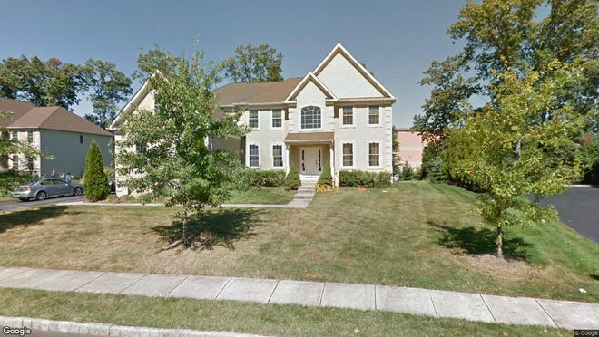 This Google Street View image shows the approximate location of 18 Springville Way in Mount Laurel. The property at this address changed hands in November 2019, when new owner bought the property for $560,000.