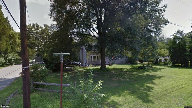 This Google Street View image shows the approximate location of 1702 Cottage St. in Hainesport. The property at this address changed hands in November 2019, when new owners bought the property for $299,999.
