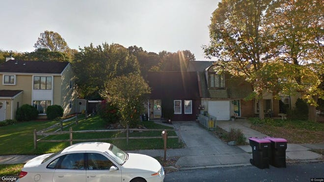 This Google Street View image shows the approximate location of 28 Cardinal Drive in Gloucester Township. The property at this address changed hands in September 2019, when new owner bought the property for $116,000.